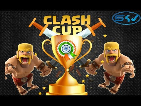 Clash Cup Tournament Rules Explained | Mega Event Clash Of Clans Hindi