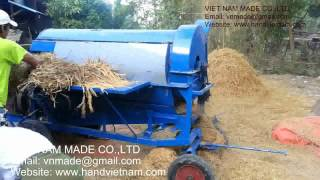 Viet Nam Made Co.,ltd - new model thresher for agriculture