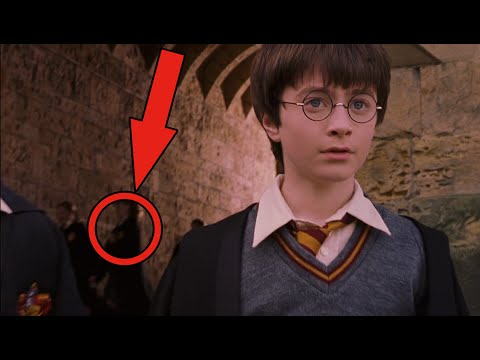 50 Mistakes in Harry Potter and the Sorcerer's Stone