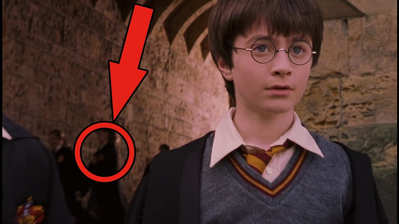 50 Mistakes In Harry Potter And The Sorcerer S Stone Youtube