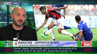 After Foot du vendredi 11/08 – Partie 2/3 - Débrief de Nice/Troyes (1-2)