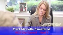 Elect Michelle Sweatland for Green Cove Springs City Council Seat 1