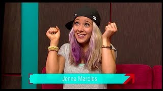 Exclusive: Jenna Marbles on Her Unexpected YouTube Success