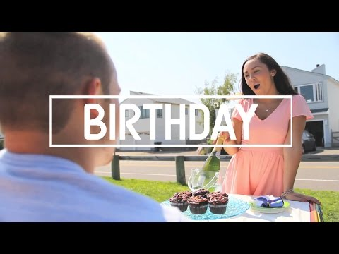 Birthday Music Video
