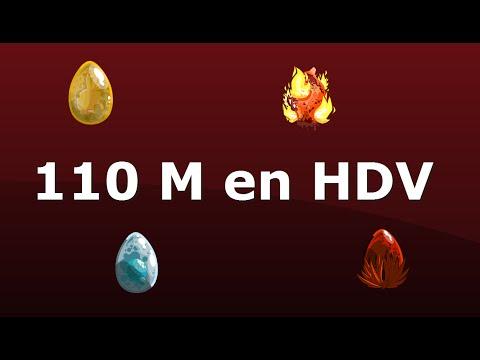 [Dofus]  110 M en HDV O_O !