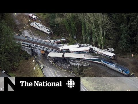 Amtrak train derailment kills multiple people on board