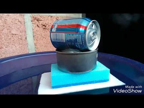 Experimento sobre La primera ley de la termodinámica- Equipo 5