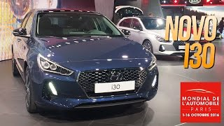 Novo Hyundai i30 2017 no Sal o de Paris Carplace Fast News