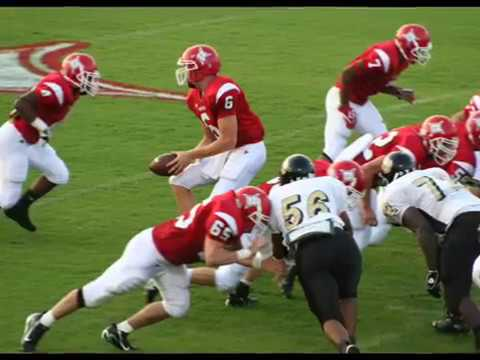 Lincoln County Red Devils Football 2006 Highlights