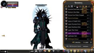 AQWorlds - MCRedzonetrooper#39s Account! 1000 Subscriber Special!