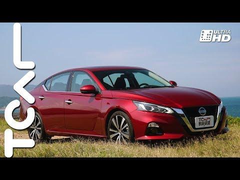 [4K] 日系神馬 挑戰房車終極想像 Nissan ALTIMA 新車試駕 - TCar