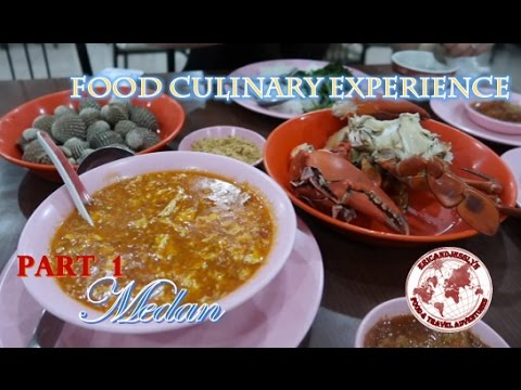 FOOD CULINARY EXPERIENCE PART 1 ~ MEDAN ! | ericandjesslyn FOOD & TRAVEL ADVENTURES #5 |