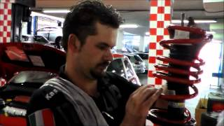 Project Abarth - Fitting the EsseEsse kit