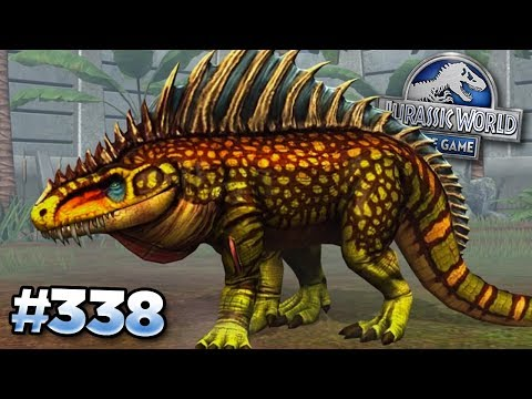 Download Youtube: MAXING PRESTOSUCHUS!!! || Jurassic World - The Game - Ep338 HD