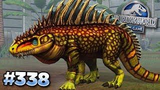 MAXING PRESTOSUCHUS!!! || Jurassic World - The Game - Ep338 HD