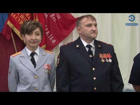 В школе Кузнецка открылся класс правоохранительной направленности