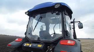 Обзор трактора Lovol 1054