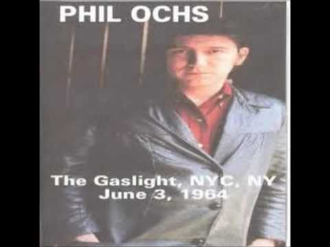 Phil Ochs - The Thresher (live)