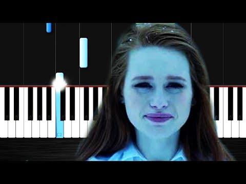 Океан Ельзи - Обійми - La Câlin - ( Serhat Durmus ) - Piano Tutorial by VN