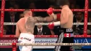 Kessler vs Andrade
