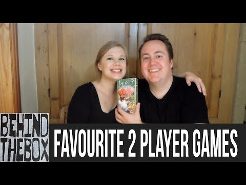Behind the Box - 3 Favourite 2 Player Board Games