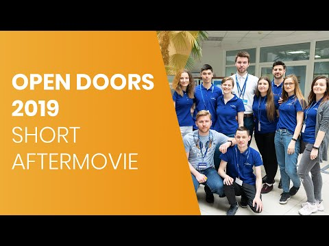 Open Doors ASSIST 2019 – Short Aftermovie