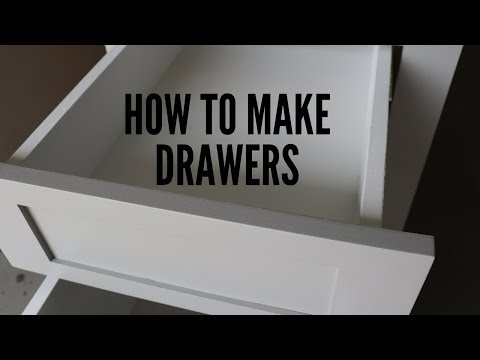 How To Make Drawers