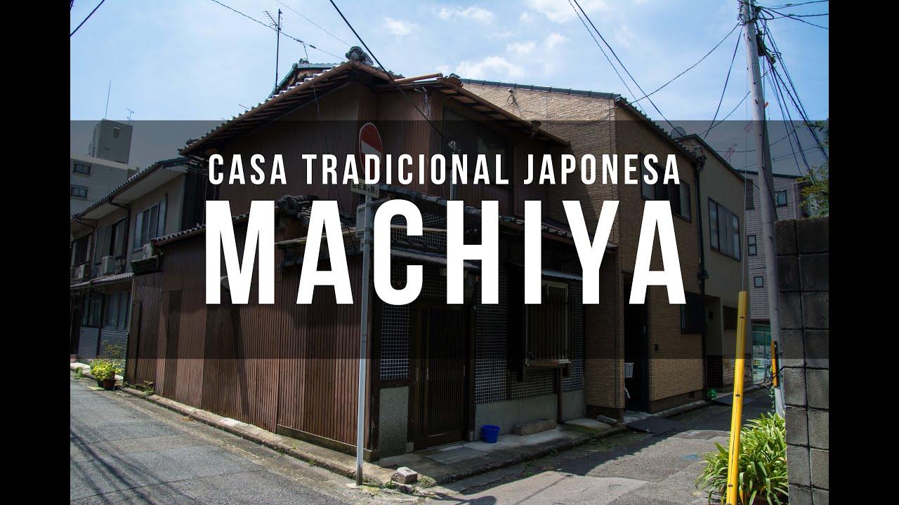 Machiya casa japonesa viaje a jap n youtube for Casa clasica japonesa
