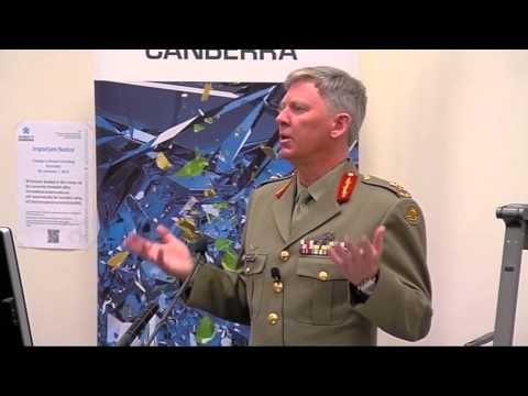 Australian Signals Directorate lecture on cyber and information security in Australia