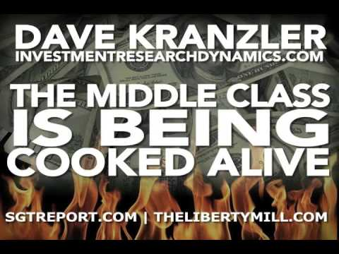 The Middle Class Is Being Cooked Alive    Dave Kranzler