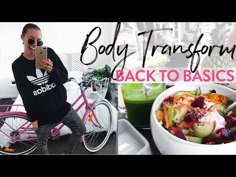 BODY TRANSFORM Ep.2: Train Like an Athlete + Get Back to Basics