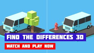 Find The Differences 3D · Game · Gameplay