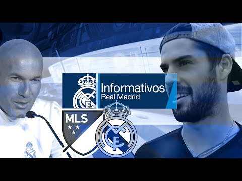 Real Madrid TV Noticias (01/08/2017) | MLS All-Star Game 2017