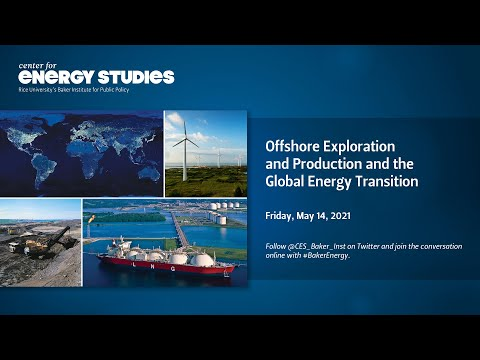 Offshore Exploration and Production and the Global Energy Transition