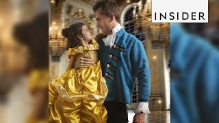World's best dad gives daughter a magical Disney photo shoot