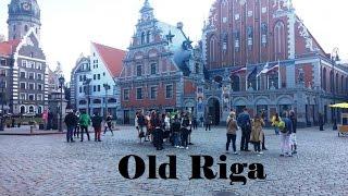 Латвия Рига старый город. (обзорное видео)(Латвия Рига старый город. (обзорное видео), 2015-09-12T11:07:40.000Z)