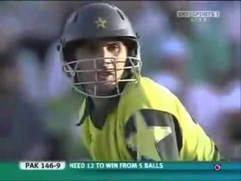 India v pakistan twenty 20 world cup 2007 final Last Over India wins 360p