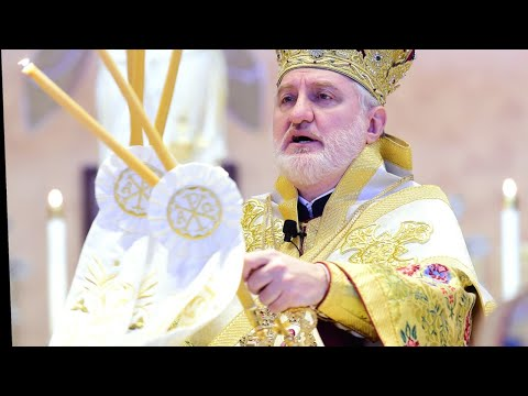 Orthros \u0026 Divine Liturgy Officiated By H.E. Archbishop Elpidophoros