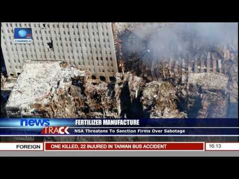 NSA Threatens To Sanction Fertilizer Firms Over Sabotage