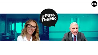 Julia Roberts & Dr. Anthony Fauci | #PasstheMic | ONE World