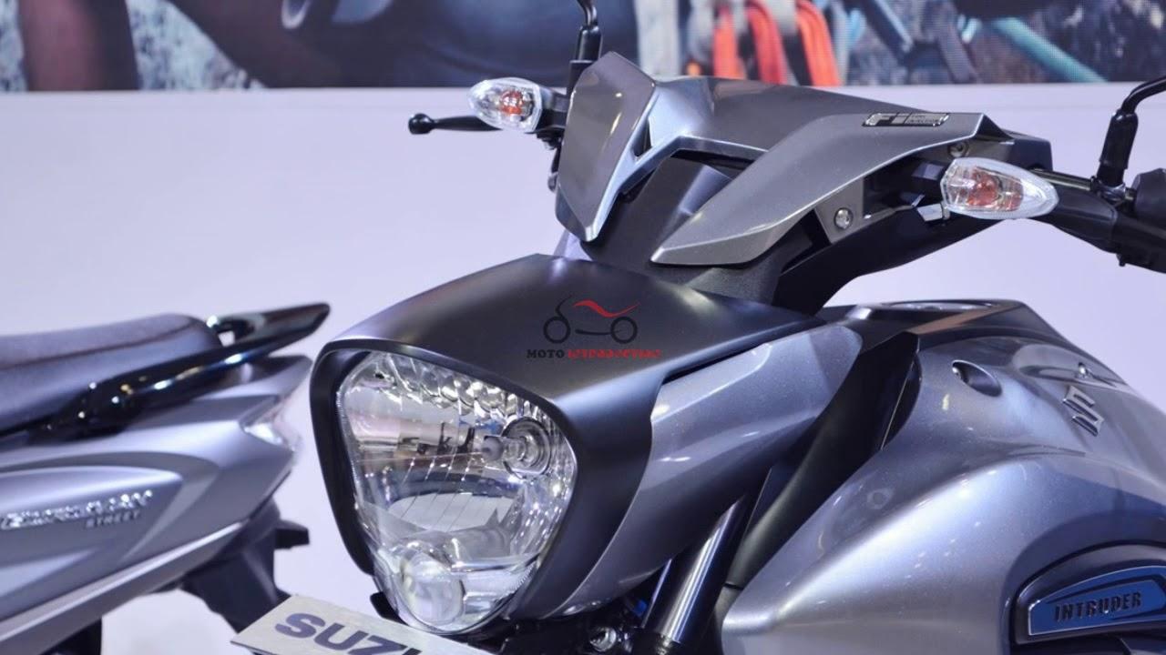Suzuki Intruder 150 Fi Launched At Inr 1 06 896 2018 Intruder 150