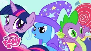 Мультфильм онлайн МАЙ ЛИТЛ ПОНИ. Дружба - это Чудо! #Литтлпони Мой маленький пони серия 6 Пустышка