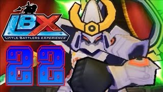 LBX: Little Battlers eXperience (3DS)[Blind] Part 22 (Dad is Awsome)