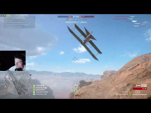 Battlefield 1 - Flying is the safest way to travel