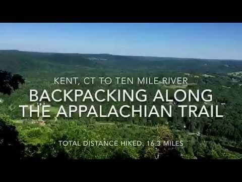 Appalachian Trail: Kent, CT to Ten Mile River