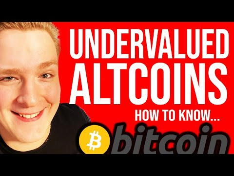 BITCOIN and ALTCOINS GOING WILD!!! 🔴 Undervalued Alts Today - Programmer explains