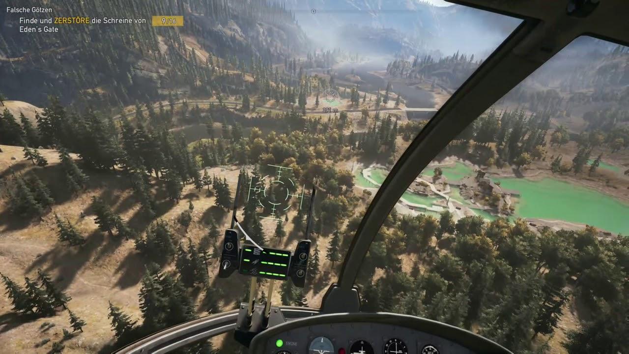 Far Cry 5 Schreine Zerstören Karte.Far Cry 5 Tipps 4 Falsche Götzen Alle 16 Schreine