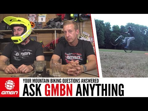 How Do I Hold Manuals For Longer? | Ask GMBN Anything About Mountain Biking