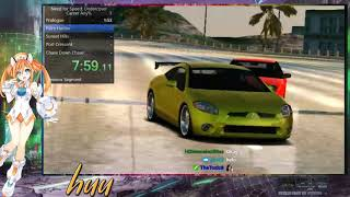 [World Record] NFS Undercover (Wii) | Career any% | 3:58:14 | Speedrun