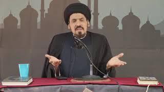 السيد منير الخباز - كل الإنسان يحتاج إلى أن يعبر عن ألامه وآهاته